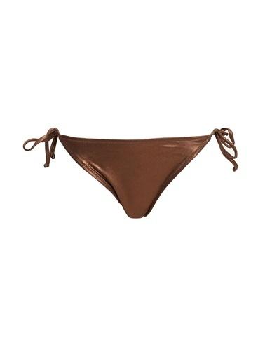 DeFacto Bikini Alt Bronz